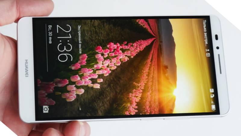 Дисплей у описываемого смартфона имеет размер 5 дюймов