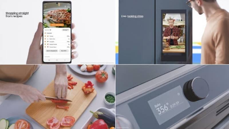 новый сервис компании, который превращает процесс готовки в увлекательное приключение