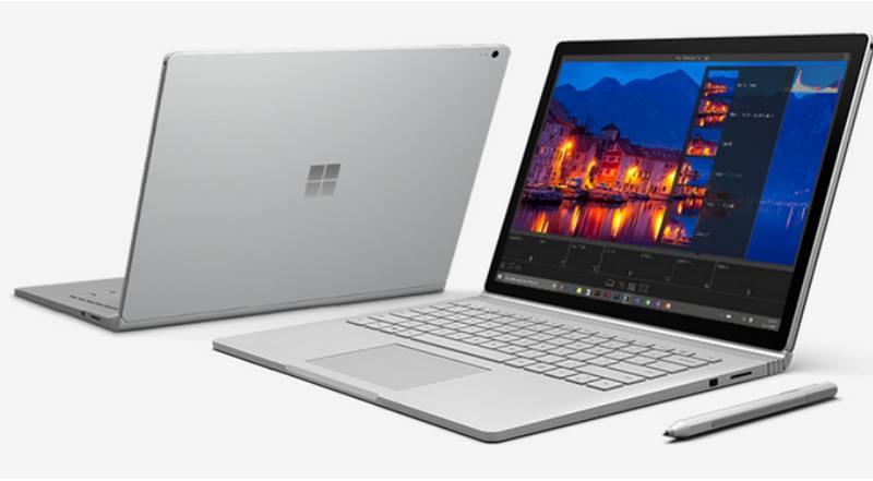 планшет с серой клавиатурой