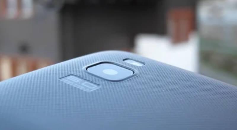 Камера имеет интерфейс, который почти не имеет отличий от обычного в андроид